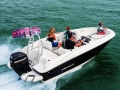 Bayliner E5 mit 15 PS / Trailer Sportboot