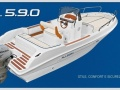 Allegra All 590 Nuova Sportboot