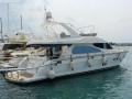 Yaretti 2210 - MODEL 2006 Flybridge