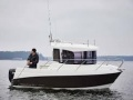 Pegazus 560 Top Fisher Pilothouse Boat