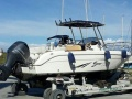 Saver 720 Walk Around Deck Boat