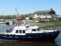 Altena Blue Water Trawler 48' Verdränger