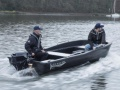 Rigiflex Aqua Black Bass 370 Fischerboot