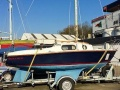 LEISURE 17 Motorsailer