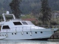 Canados 50 fly Flybridge Yacht