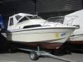 Fairline 21 weekend Kabinenboot