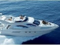 azimut 45 fly Flybridge Yacht
