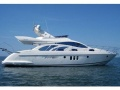 Azimut 55 Lady Salma Flybridge Yacht