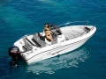 Ranieri International Voyager 19 S Deck Boat
