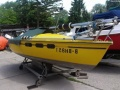Flying Fox Cruiser Kielboot