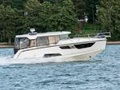 Aquador 35 AQ by Marine Center Goldach Pilothouse Boat
