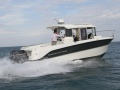 Parker 800 Pilothouse 250 Ps Verado Kabinenboot