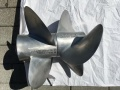 Mercruiser Bravo 3 Duo Prop, 24 Pitch Outro
