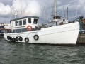 Harlow Shipyard of Essex Custom MFV 50ft Yacht a Motore