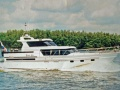PACIFIC ROYAL 45 Deckhouse Yacht a Motore