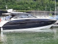Princess V48 Deck Salon Flybridge Yacht