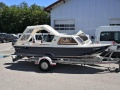 Thoma 550 classic Fischerboot