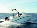 Quicksilver Activ 505 Open Mercury F60 Deck-boat