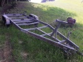 Harbeck Trailer BT3000M Twin Axle