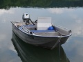 Linder Sportsman 400 Fishing Boat
