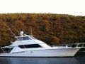 Hatteras 70' Convertible Flybridge Yacht