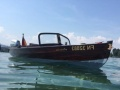 Oldtimer-Holzboot Imbarcazione Sportiva