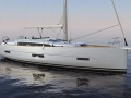 Dufour 430 Grand Large Sailing Yacht