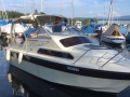 Fairline 21 weekend Pilothouse Boat