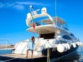 Sunseeker Manhattan 74 Flybridge