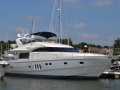 Princess 23 m Flybridge