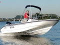Boston Whaler 180 Dauntless Bateau de sport