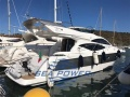 Aqualum 43 Flybridge Yacht
