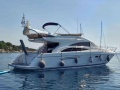 Princess 57 Fly Flybridge Yacht