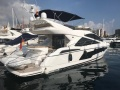 Sunseeker Manhattan 55 Flybridge Yacht