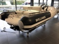 Williams 400 Sportjet Festrumpfschlauchboot