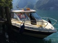 Flipper Taxi Boot Pilothouse Boat