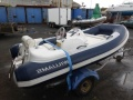 Williams Jet Tenders 285 Turbojet Festrumpfschlauchboot