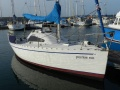 Jesus Alvarez Chinchilla SL Sailboat Yat Kielboot