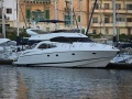 Sunseeker Manhattan 56 Flybridge Yacht