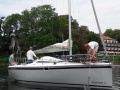Raport Yacht Raptor 26 Mit Yamaha 8 Ps Kielboot
