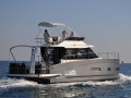 Cobra Yachts Futura 40 Grand Horizon Flybridge Yacht