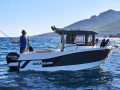 Quicksilver Captur 605 Pilothouse EXPLORER + 100 PS Sportboot