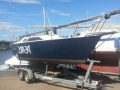 Precision Boat Works Precision 23 Sailing Yacht