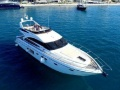 Princess 62 Flybridge Flybridge