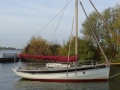 Cornish Crabber Cutter Pilot 30 Kielboot