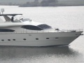 Gianetti 24 Fly Flybridge Yacht