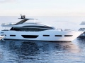 Princess Y85 Flybridge Yacht