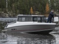 Bella Falcon C7 Alu Pilothouse Boat