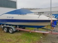 Bayliner Capri 2052 / 135 PS / Trailer Sportboot
