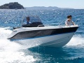 Quicksilver 455 Open , Mercury 60CV Motoryacht